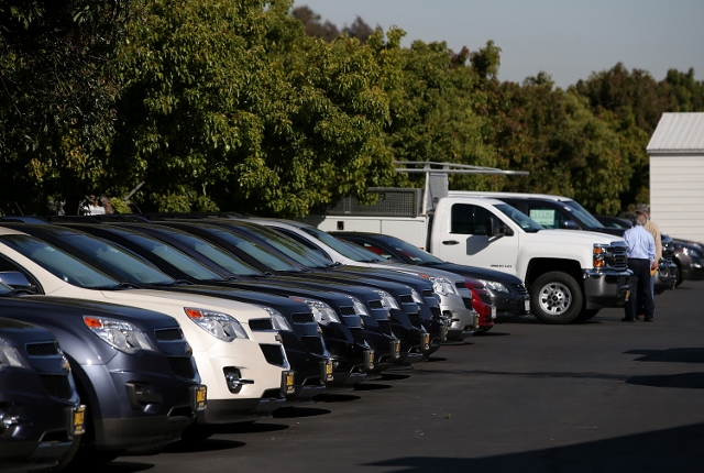 GM Issues New Recall Of Over 2 Million Vehicles