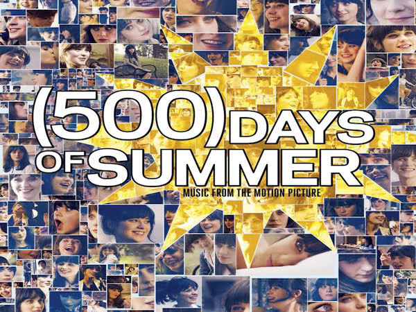 the cover of the 500 Days of the Summer: Music from the Motion Picture soundtrack