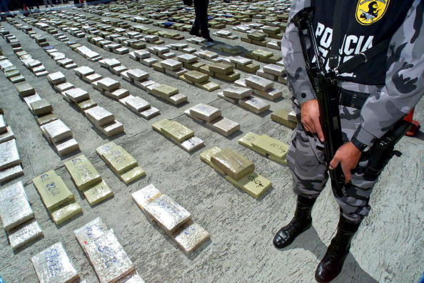 17 of the Biggest Drug Busts in U S  History Took Billions of