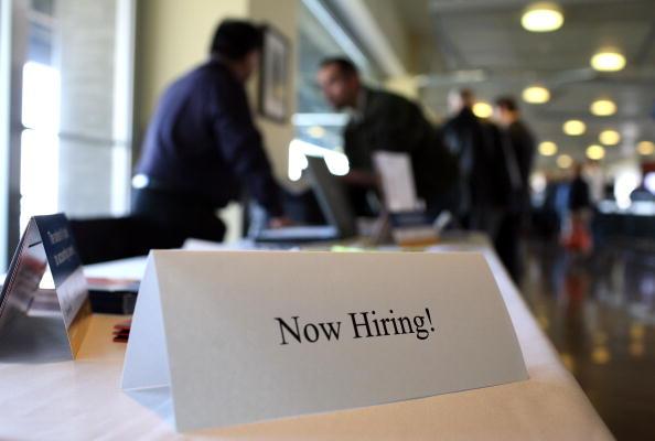San Francisco Career Fair Helps Military Veterans Find Jobs