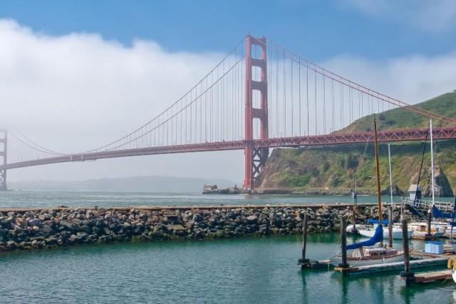 Golden Gate National Recreation Area | Credit: National Park Service