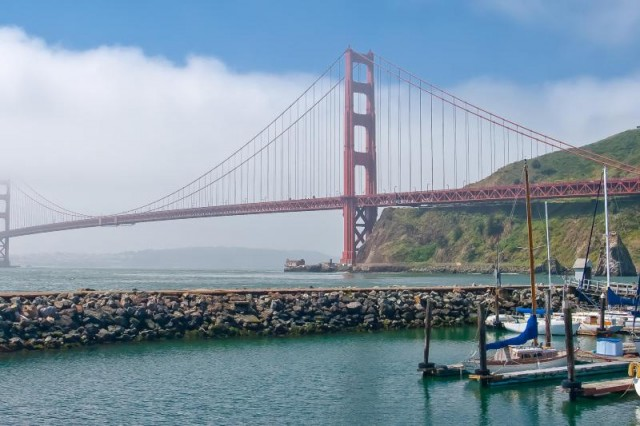 Golden Gate National Recreation Area   Credit: National Park Service