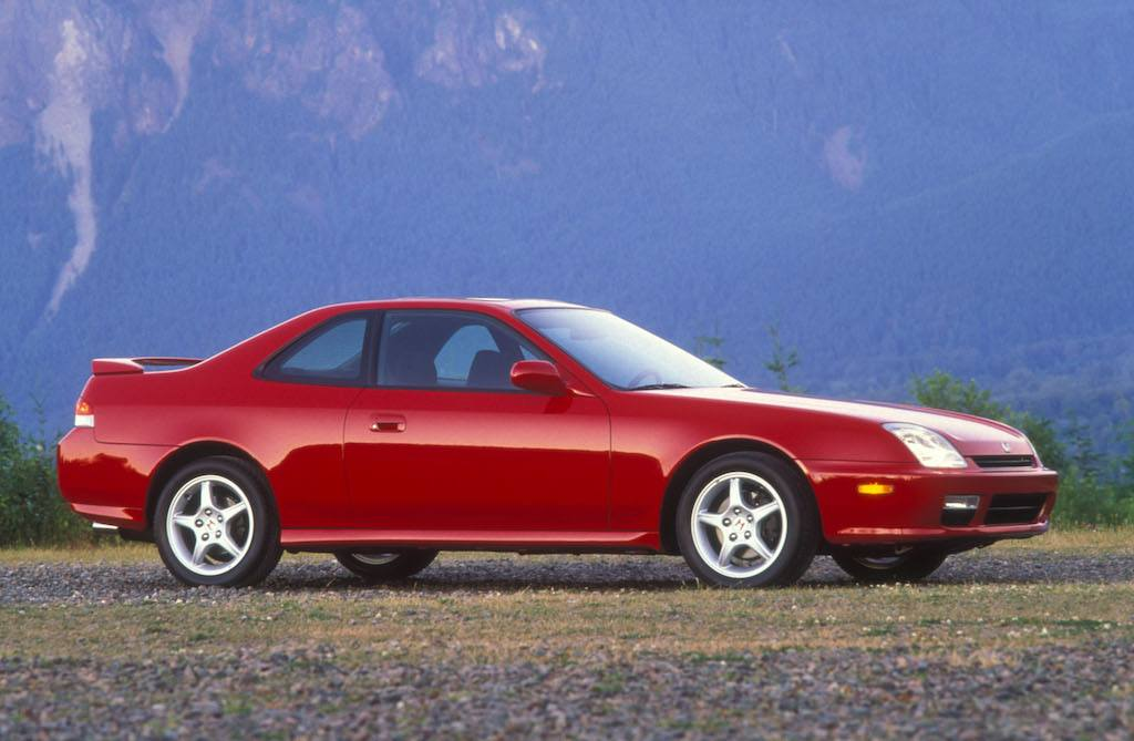 Attractive 1998 Honda Prelude Type SH
