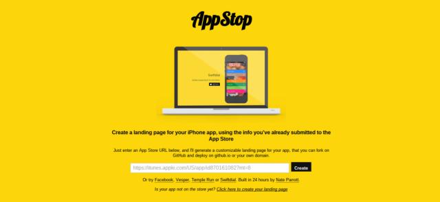 AppStop