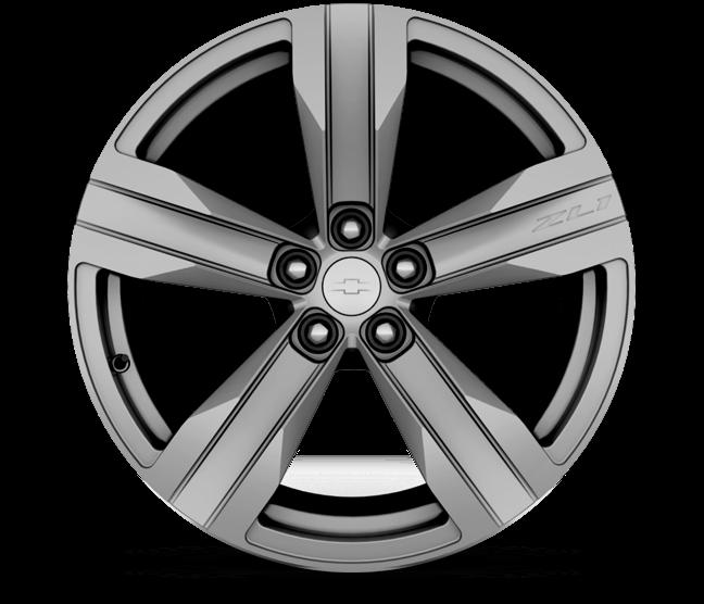 Camaro wheels
