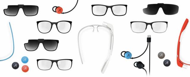 Google Glass - How It Looks