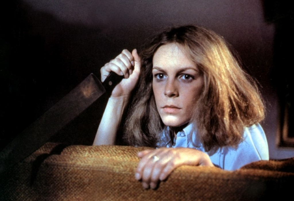 Jaime Lee Curtis in Halloween Compass International Pictures