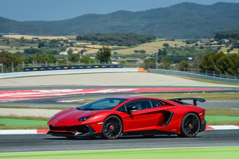 Lamborghini Aventador SV| Source: Lamborghini