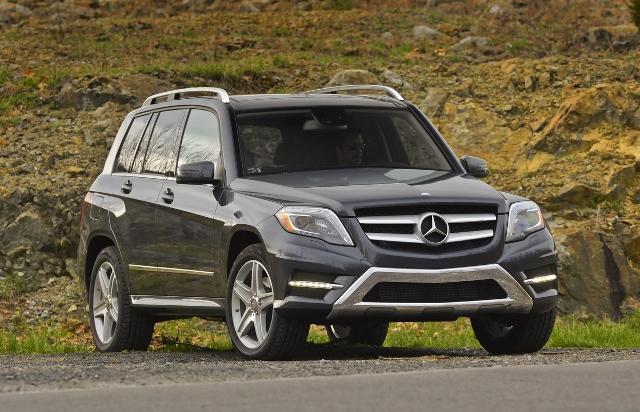 2013 Mercedes-Benz GLK250 BlueTEC