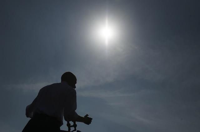 Source: Saul Loeb/AFP/Getty Images