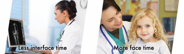 PatientKeeper digital health software