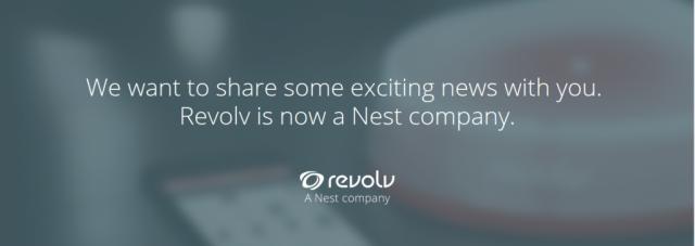 Revolv a Nest company