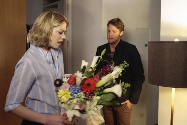 The cast of ABC's Manhattan Love Story