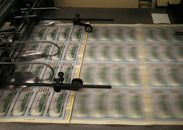 Lots of money