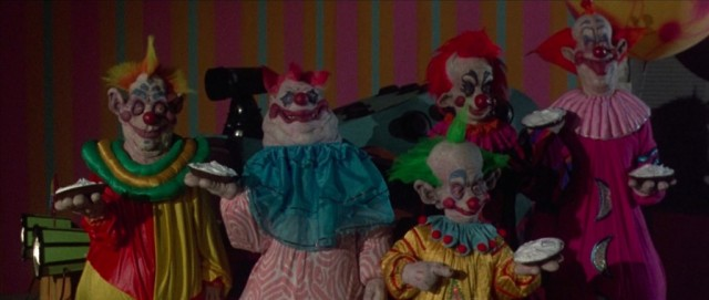 The Killer Klowns from Outer Space
