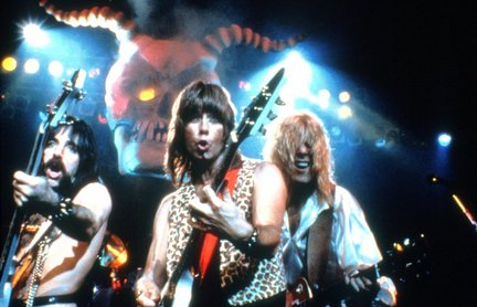 A scene from mockumentary This Is Spinal Tap
