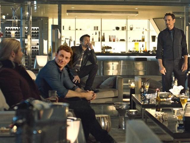Avengers: Age of Ultron Marvel Disney