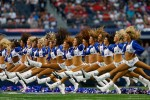 NFL Cheerleader Workout: 6 Moves to Get a Body Fit for the Field