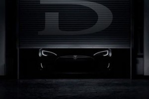 Tesla Teases a New Introduction: 'The D'