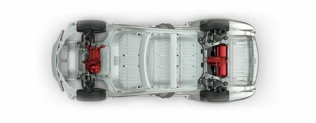 dual motor Model S