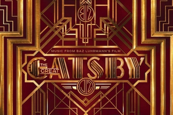 The cover of the Great Gatsby: Music from Baz Luhrmann's Film soundtrack