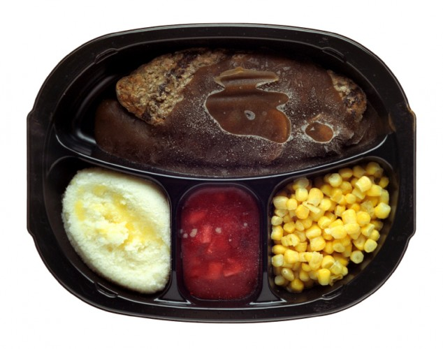Frozen dinners do not make for a healthy diet