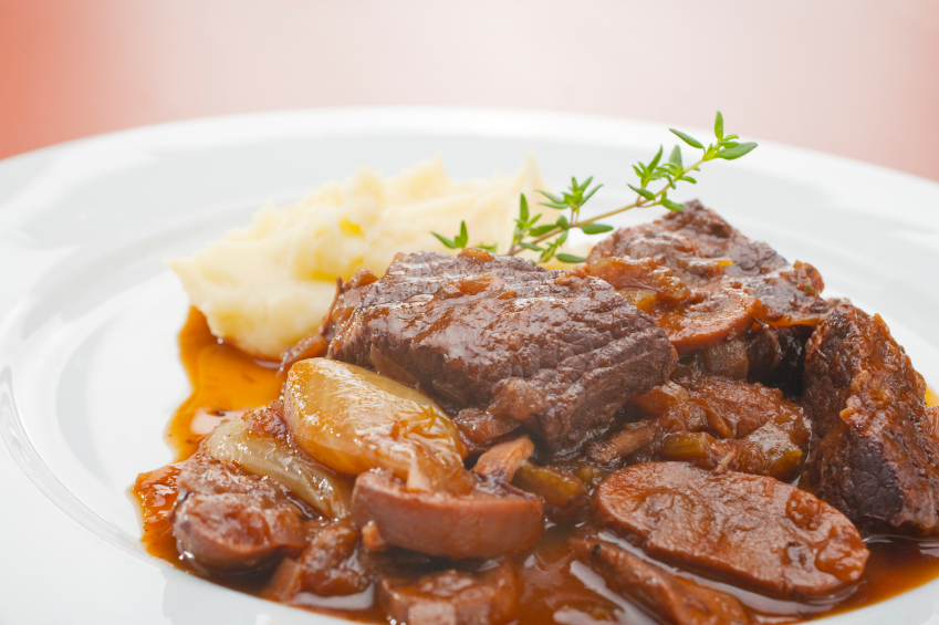 Beef Stew, potatoes