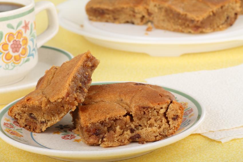 Blondie Brownies, Cookies, Peanut Butter Bars