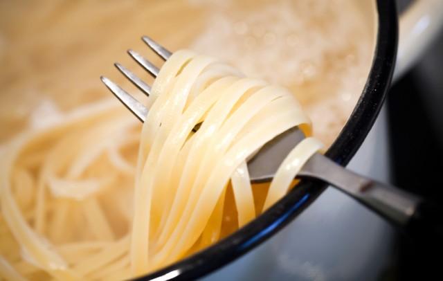 Noodles, pan, pasta, water, cooking