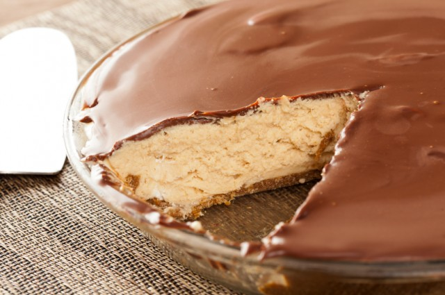 Peanut Butter Pie, Chocolate