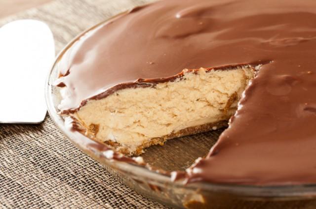 Peanut Butter Pie, Chocolate