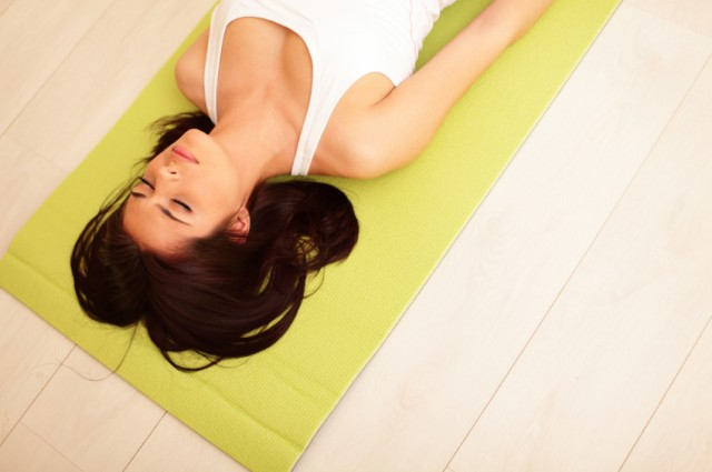Fitness, yoga, exercise