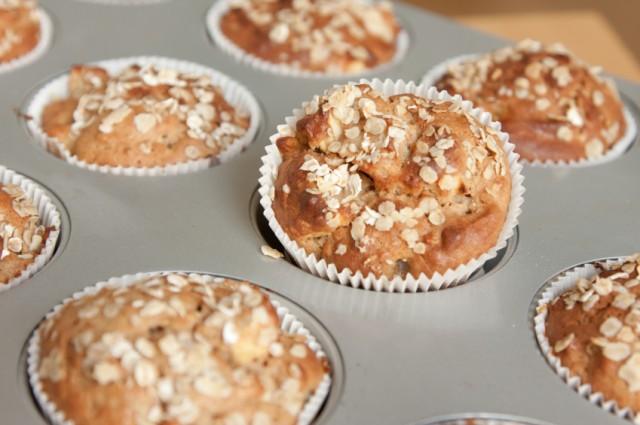 Muffin, Oat