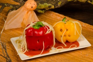 6 Halloween-Themed Dinners: Healthy Eating Before Trick-or-Treating