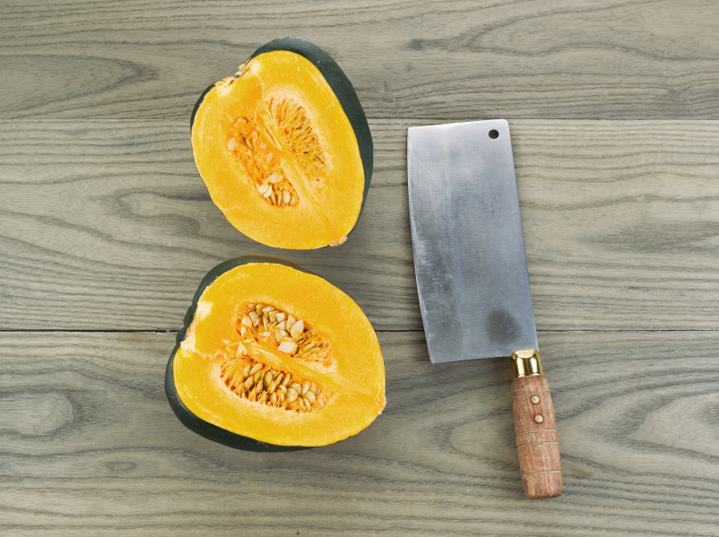 Squash is full of healthy carbs, and tastes amazing when you cook it.