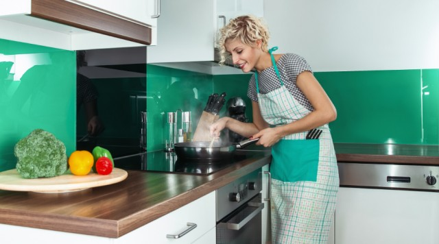 Cooking, stove, pot