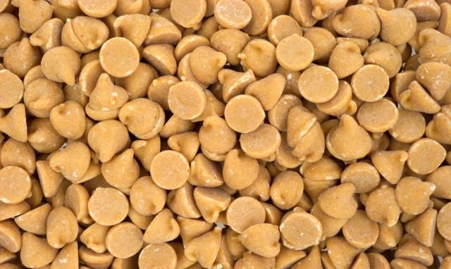 Butterscotch, peanut butter chips