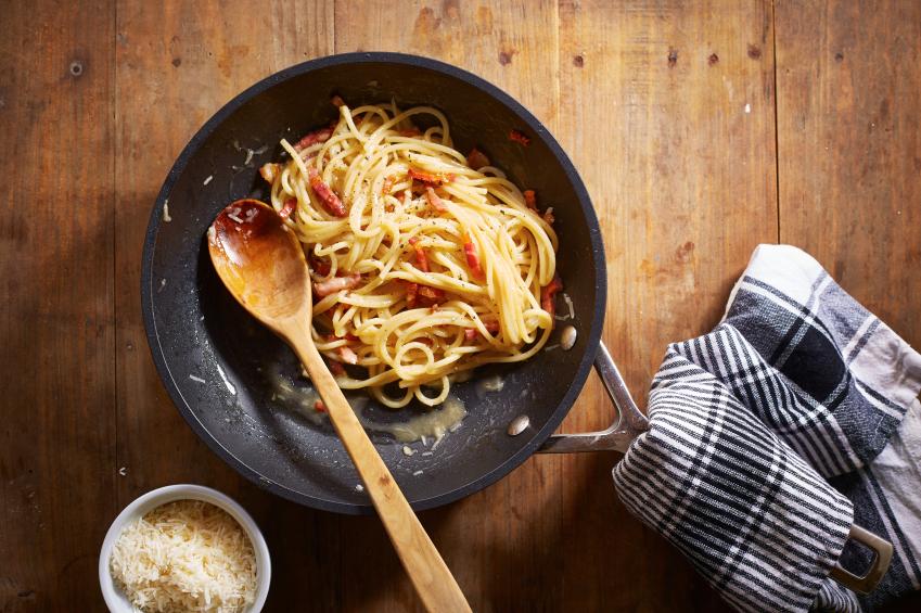 Deliciously Rustic Pasta Recipes No Tomato Sauce Required
