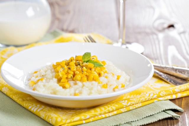 oatmeal with corn
