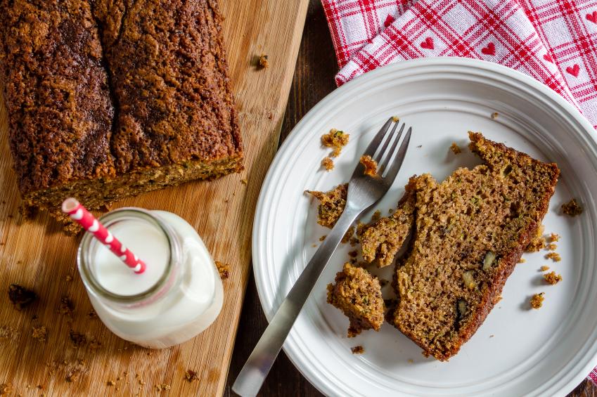 Gluten-Free Apple Cinnamon Bread