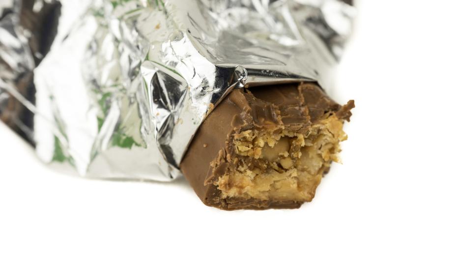 Protein bar, chocolate