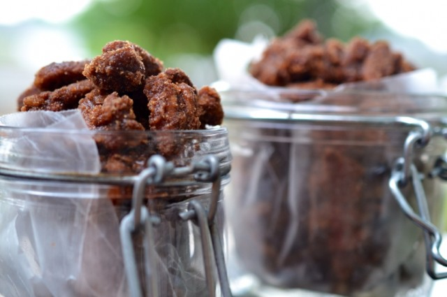 Sugared Nuts, Candied Pecans
