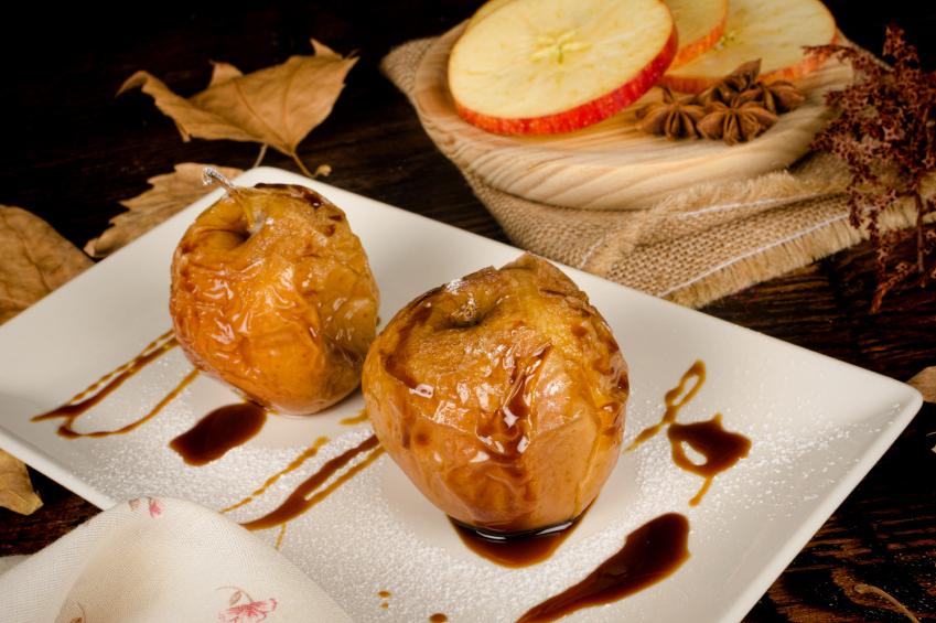 stuffed apples