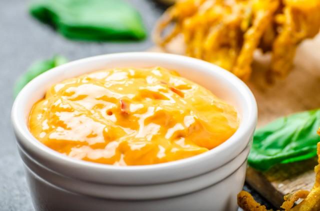 Cheese dip, queso
