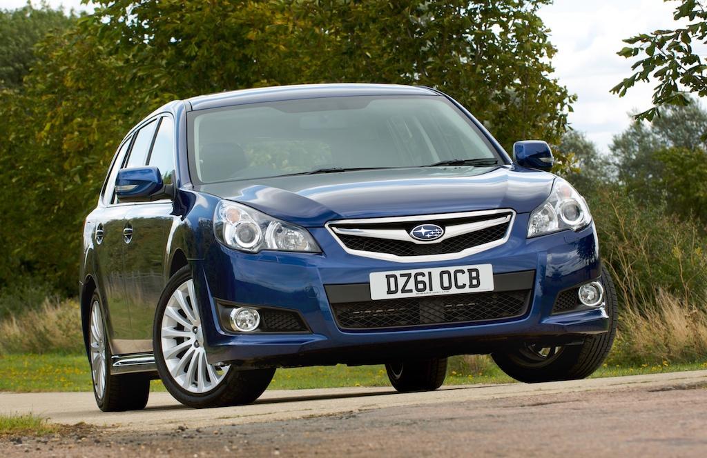 2010 Subaru Legacy 2.5 GT Wagon