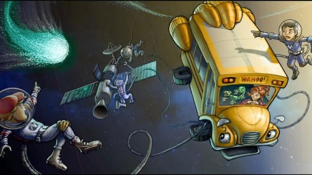 Magic School Bus   Netflix