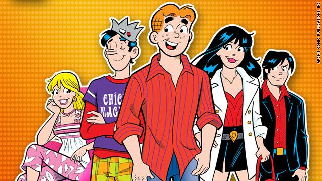 riverdale cw's new shows archie comics