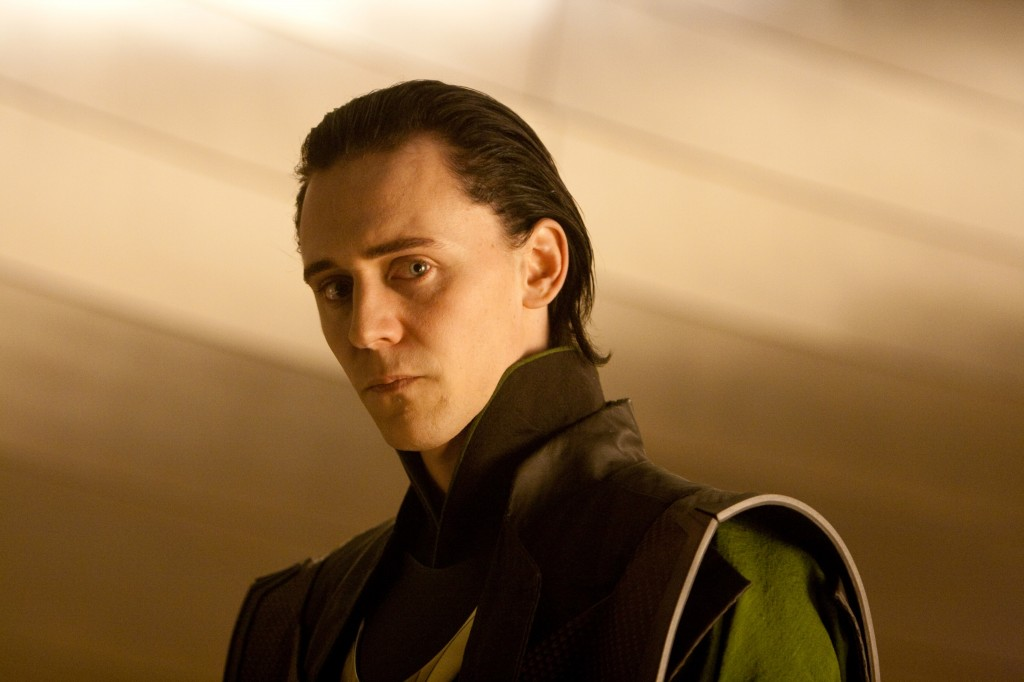Tom Hiddleston Will Rule the Big Screen in 2015