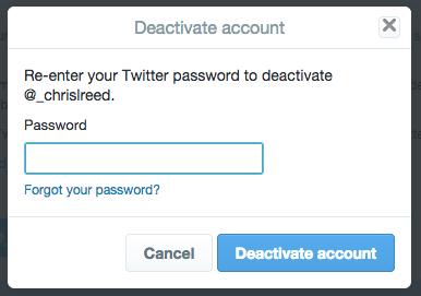 twitter-deactivate-password
