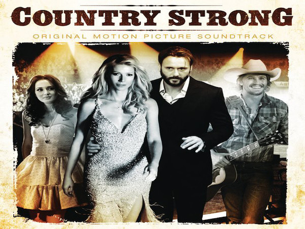 The cast of Country Song on the cover of the Country Strong: Original Motion Picture Soundtrack